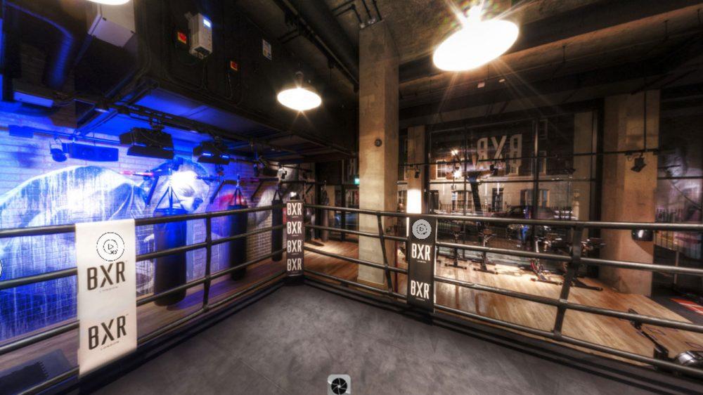 BXR Gym Virtual Tour With 360 Video